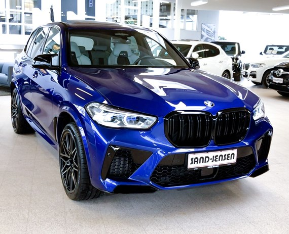 2021 BMW X5 M Competition 625